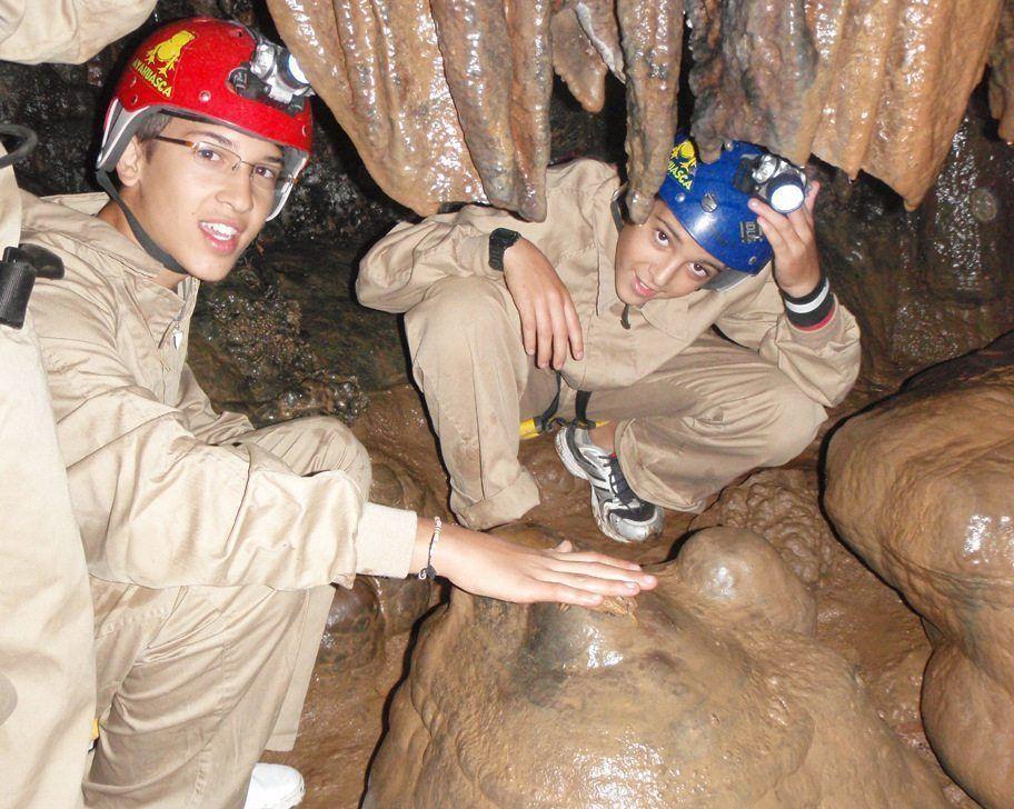 espeleologia-en-cueva