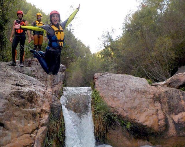 Rafting combinado con Barranquismo