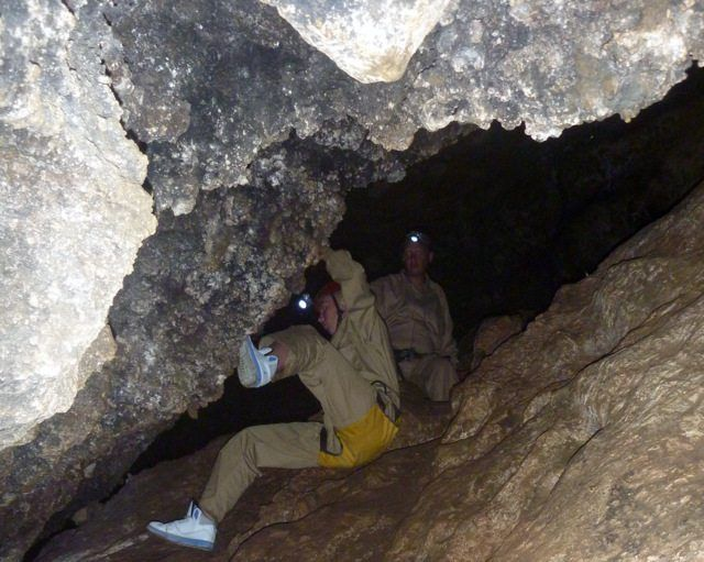 Espeleología a 1h de Valencia y Castellón - Cueva Cirá en Montán