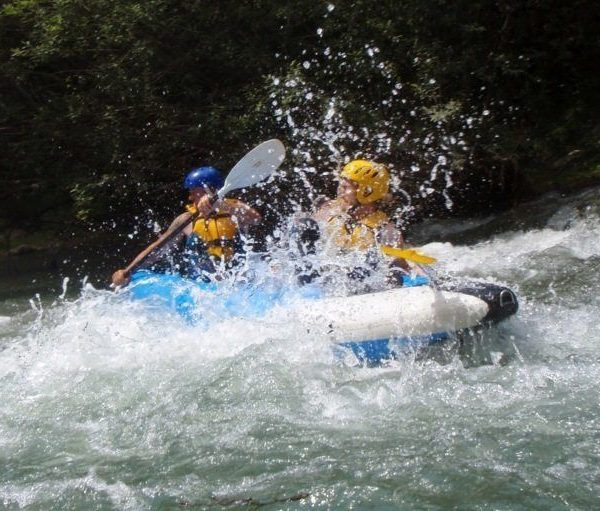 Kayak aguas bravas castellon 3