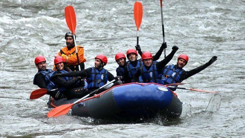 Rafting Pirineos - Sort Aguas Bravas