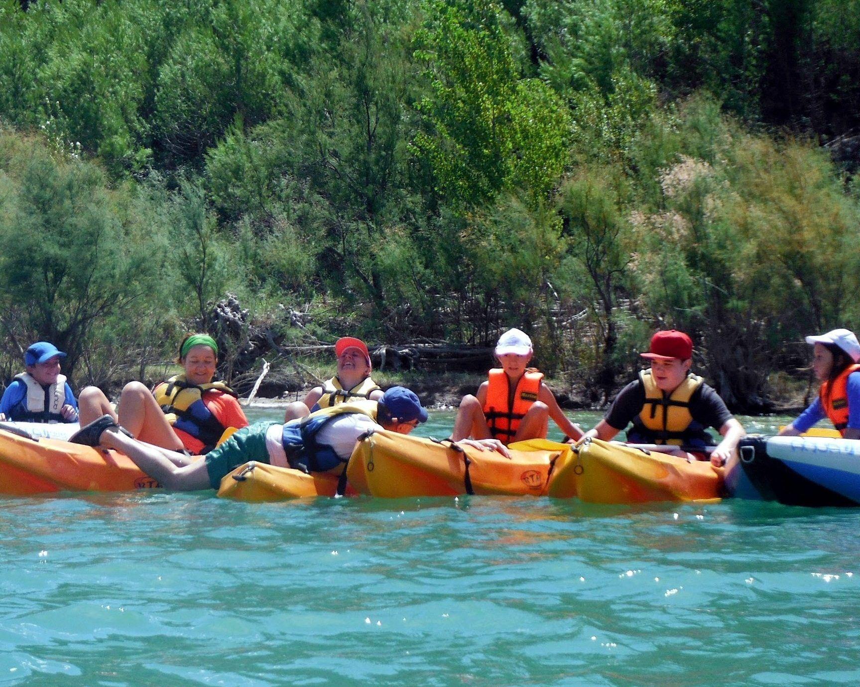 Kayak colegios 1