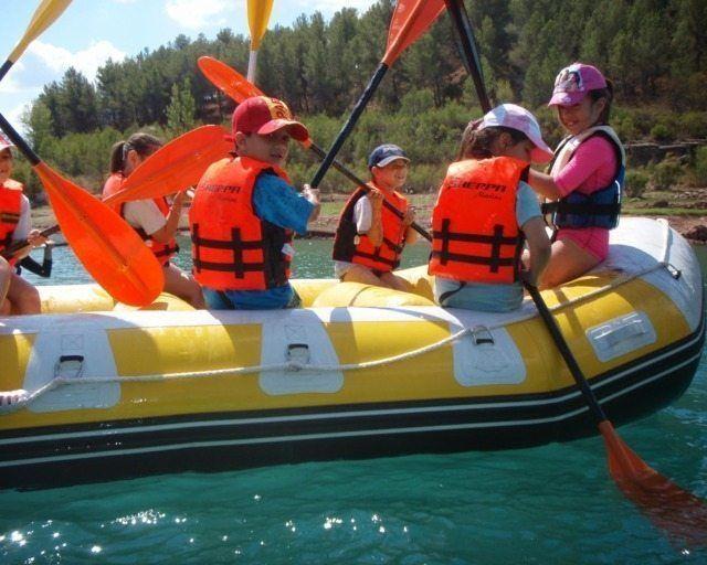 rafting-para-niños