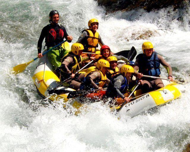 Rafting Comunidad Valenciana
