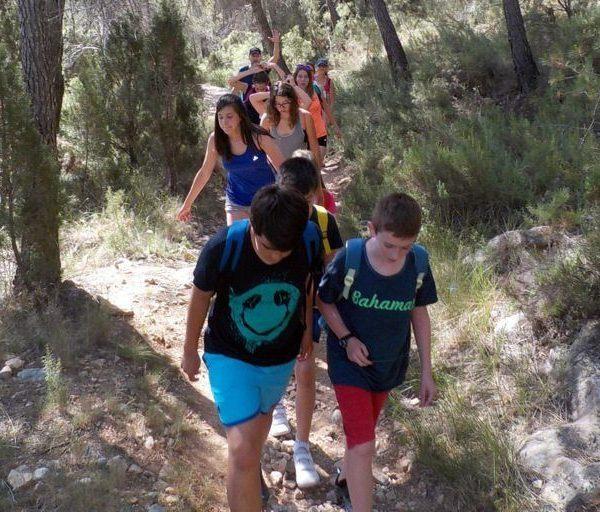 Trekking Montanejos 2