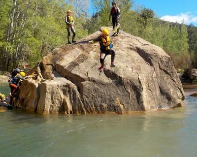trekking-acuatico
