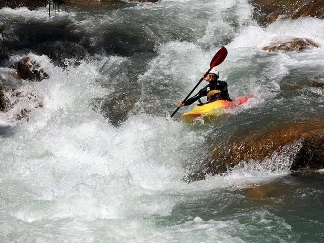 David Gallego Kayak