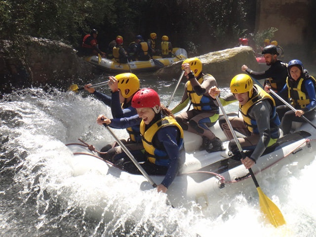 rafting-para-grupos-valencia