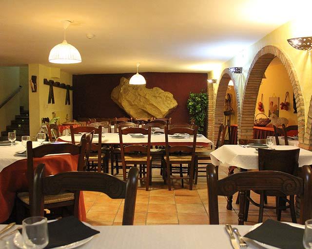 restaurante Abadia