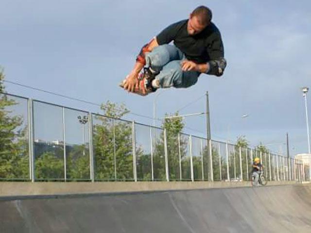 Alfredo Skating