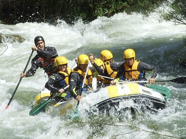 Alfredo Rafting