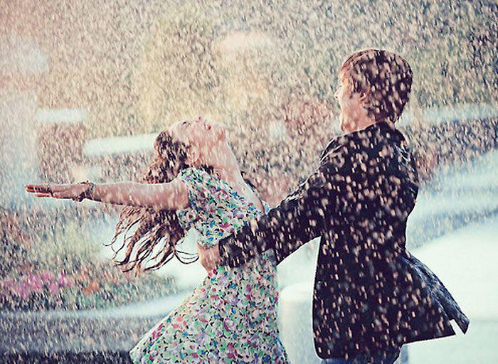 Resultado de imagen para bailar bajo la lluvia