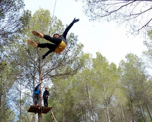 Tarzan 3 - Circuito multiaventura