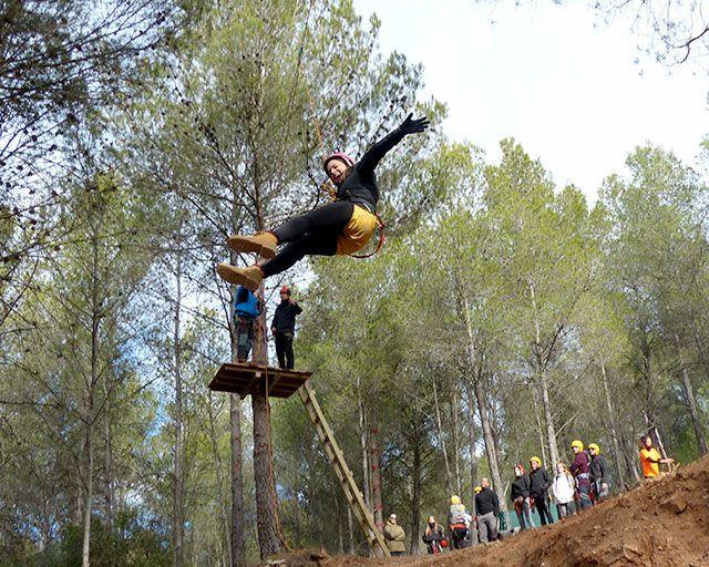 Aventura con Decathlon Castellon